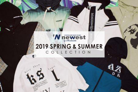 2019春夏 新作アイテム販売開始